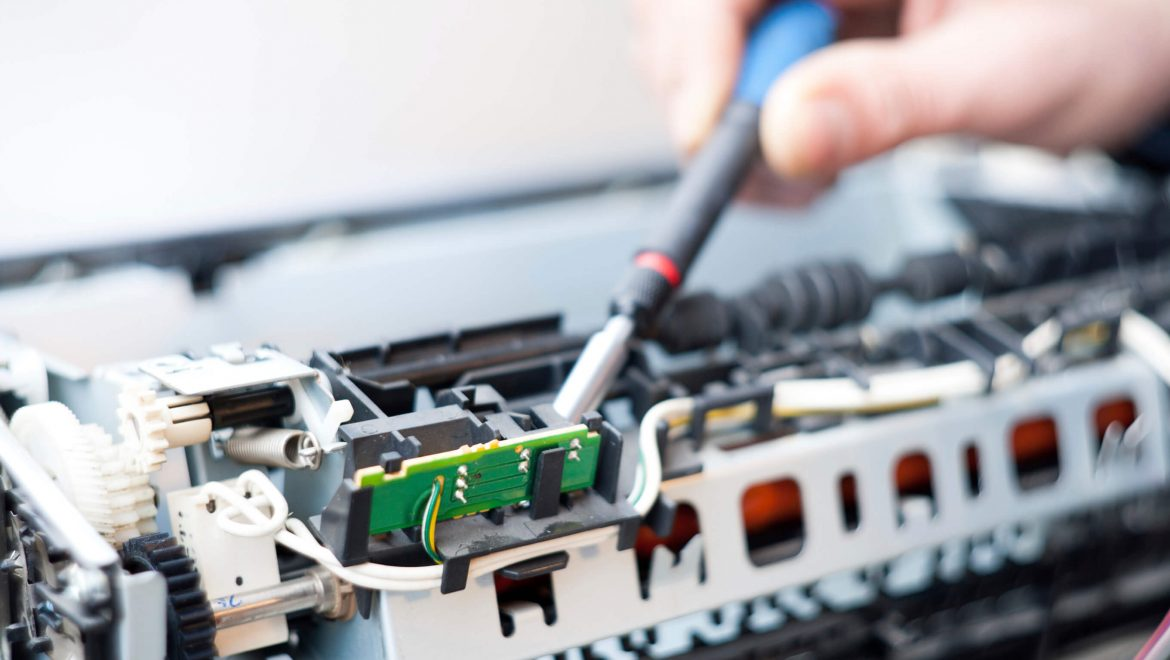 Best Printer Repair Services Provider in Abu Dhabi, UAE
